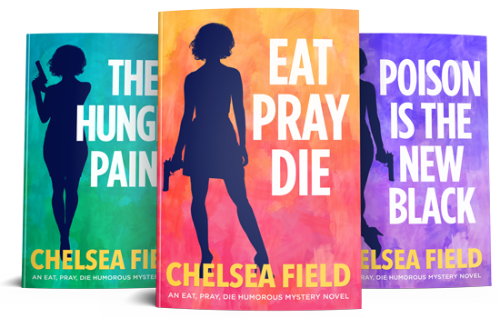 Eat, Pray, Die Humorous Mystery Series